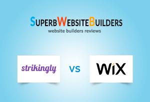 Strikingly vs Wix