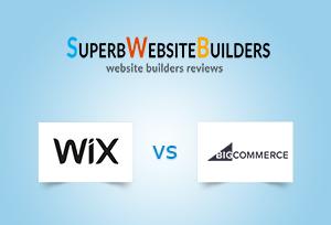 Wix vs Bigcommerce