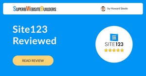 SITE123 Review