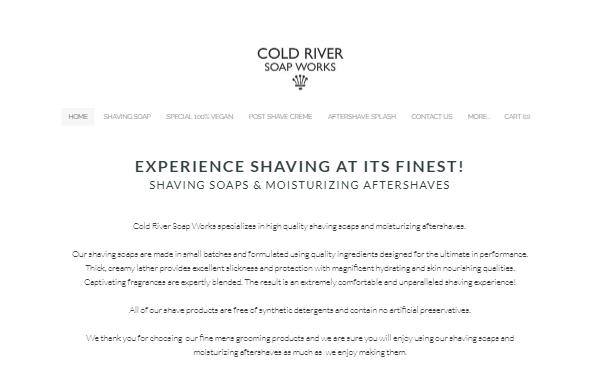 Cold River Soap Works Blog