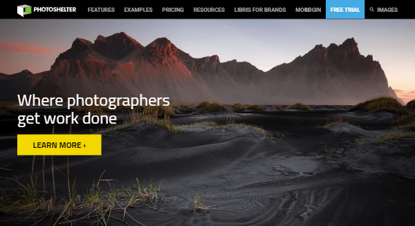 PhotoShelter - Photography Websites & Tools for Photographers