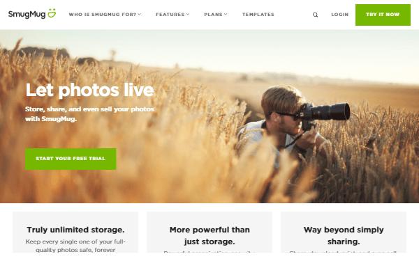 SmugMug - Platform to Protect, Share, Store and Sell Your Photo