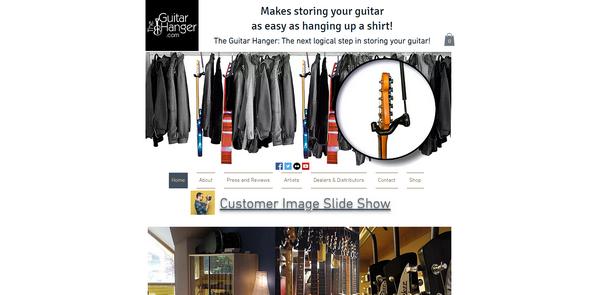 The Guitar Hanger