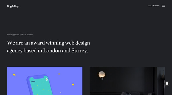 Plug & Play Design