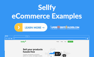 Sellfy eCommerce examples