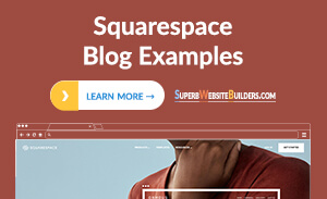 Squarespace Example Websites