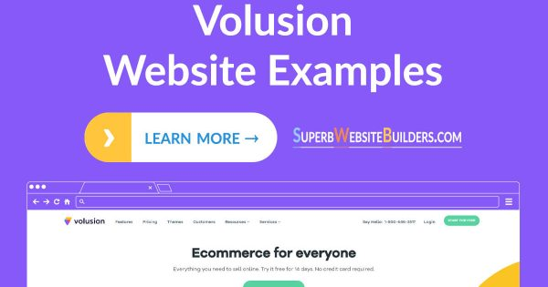Volusion examples