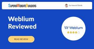 Weblium review