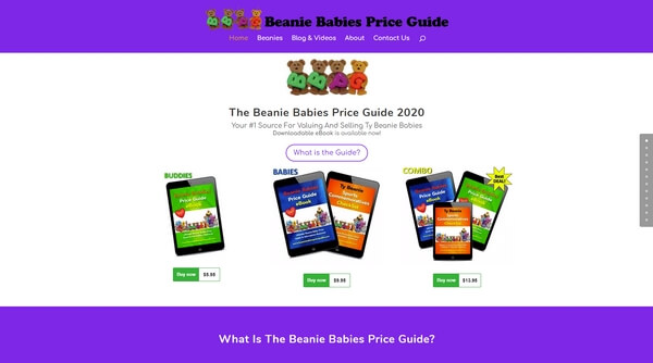 Beanie Babies Price Guide
