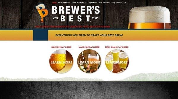 Brewer's Best Kit