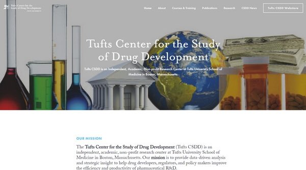 Tufts Center for the Study of Drug Development