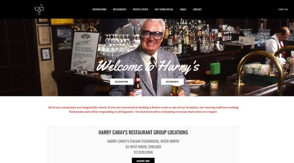 Harry Caray's Restaurant Group
