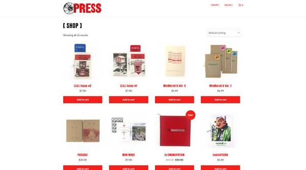 is PRESS