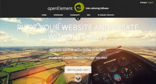 openElement - Powerful & Intuitive Editor