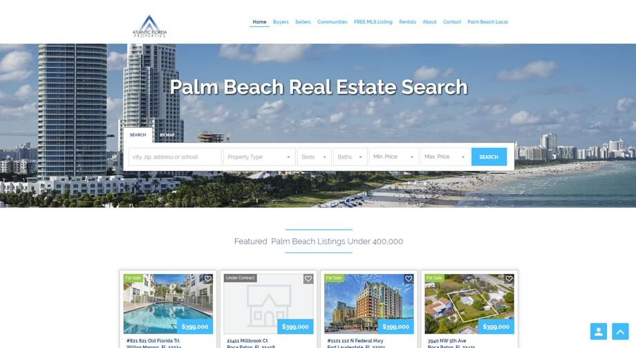 Property Search Website