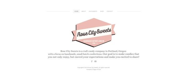 Rose City Sweets