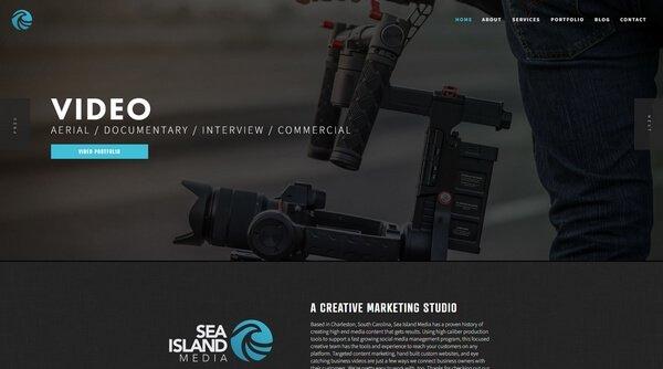 Sea Island Media