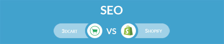 3dcart vs Shopify: Which One Is the Best for SEO?