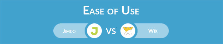 Jimdo vs Wix: Which One Is Easier to Use?