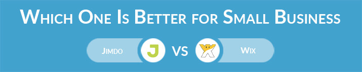 Jimdo vs Wix: Which One Is Better for Small Business Website