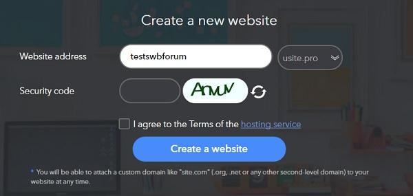 Create uCoz Forum