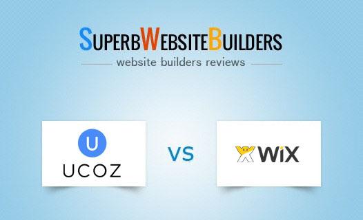 uCoz vs Wix