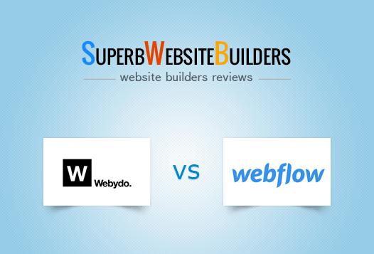 webydo vs webflow