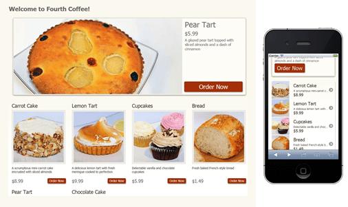 WebMatrix 3 Mobile Sites