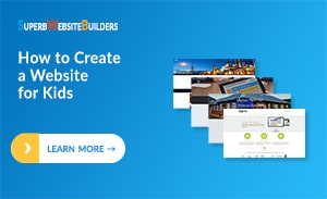 How to Create a Website for Kids