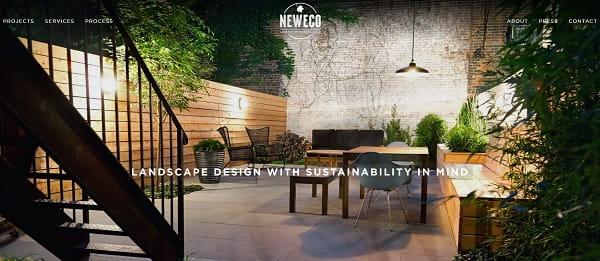 New Eco Landscape Design and Build
