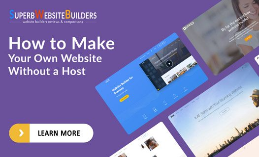 How to Make Your Own Website Without a Host