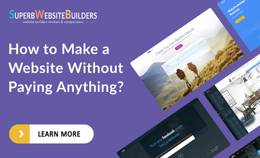 How to Make a Website Without Paying Anything?