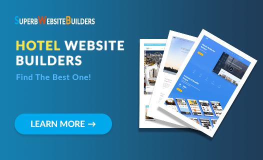 Best Hotel Website Builders