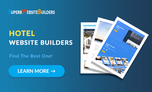 Best Hotel Website Builders