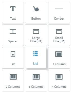 1 and 1 widgets basics