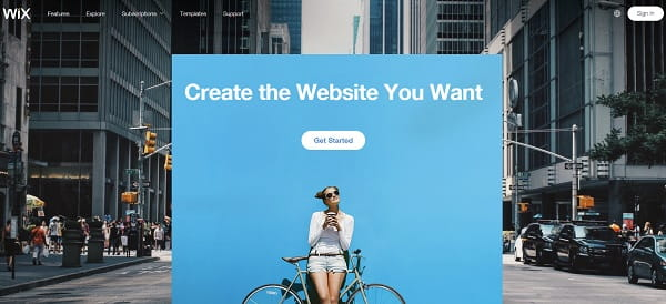 Wix - The Best Insurance Website Builder