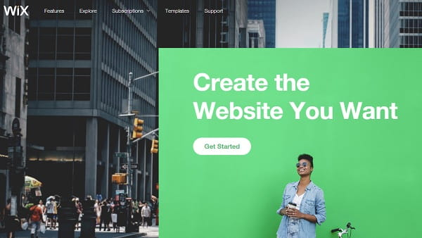Wix - The Best Hotel Website Builder with Booking System