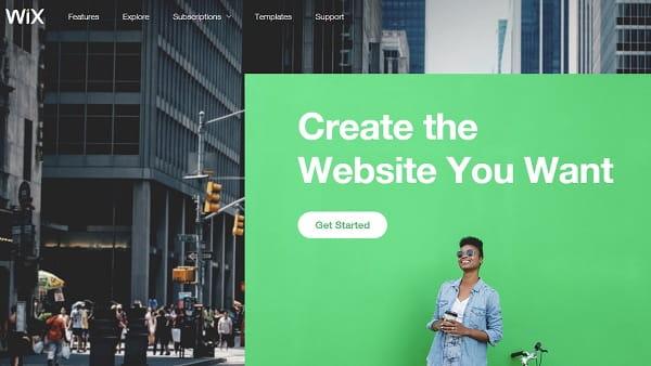 Wix - The Most Popular Website Builder