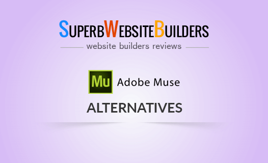 adobemuse alternatives