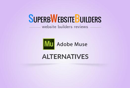 adobe muse alternatives