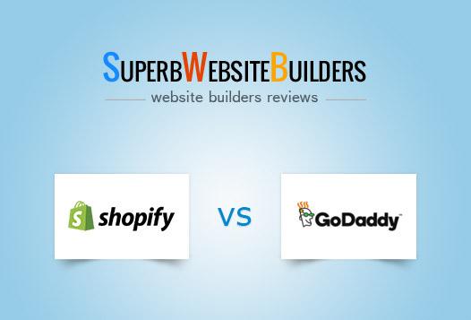 shopify vs godaddy