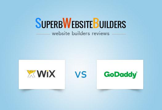 wix vs godaddy