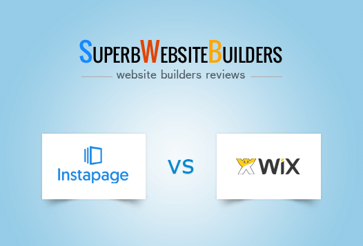 instapage vs wix