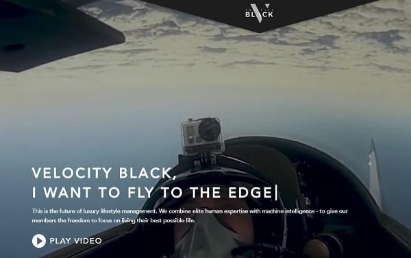 Velocity Black