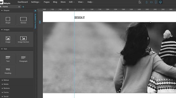Webydo Editor