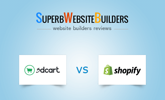3dcart vs Shopify: Which is Better for eCommerce?