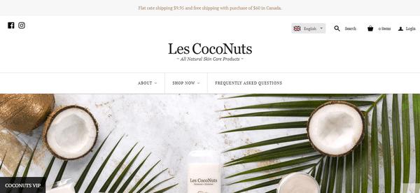 Les CocoNuts