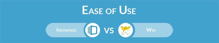 Instapage vs Wix: Which One Is Easier to Use?