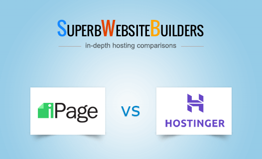ipage vs hostinger