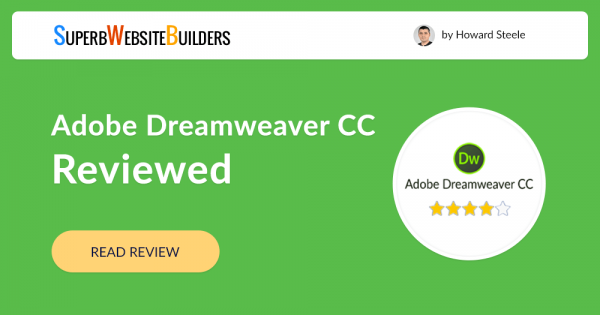 Adobe Dreamweaver CC Review